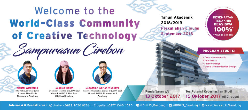 Welcome To World-Class Community of Creative Technology