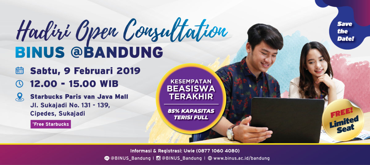 Open Consultation Februari