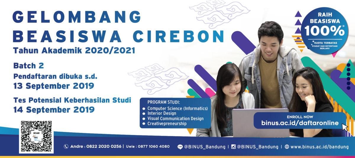 Beasiswa Kuliah Cirebon