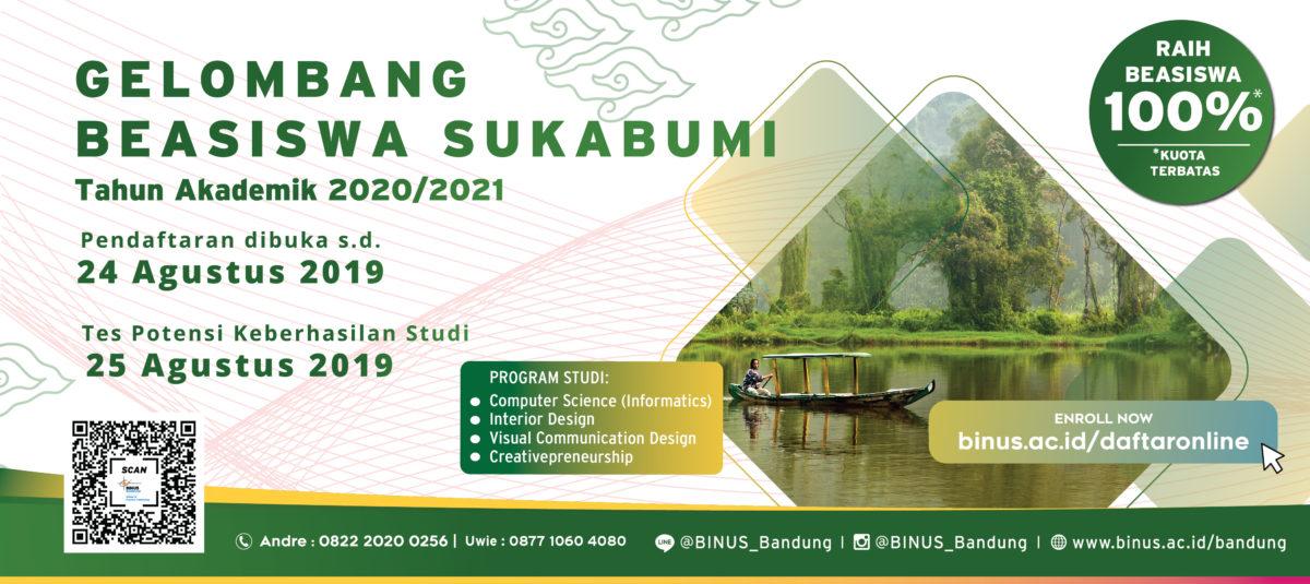 Beasiswa Kuliah Sukabumi