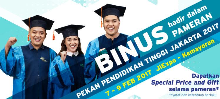 Pekan Pendidikan Tinggi Jakarta