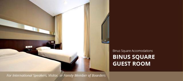 Slideshow template guestroom