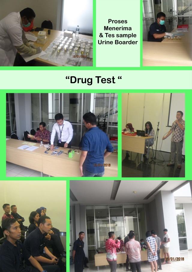 Drug Test 2016