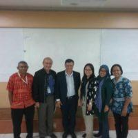 Bersama Deputi UKP-PIP Doktor Sony Soeharso