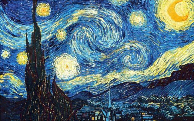 Pointilisme Sebagai Aliran Seni Aplikatif Dalam Dunia Cetak Sablon