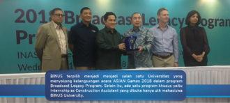 Seminar Career Coach BINUS Online Learning @Malang