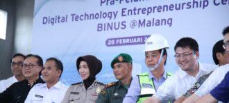 Media Coverage : Resmikan Kampus Digital Technology Entrepreneurship Binus Malang, Ssstt, Ada Beasiswanya