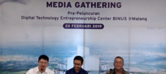Media Coverage : Dorong Pertumbuhan Wirausaha, Binus Malang Siapkan Program Digital Technopreneur