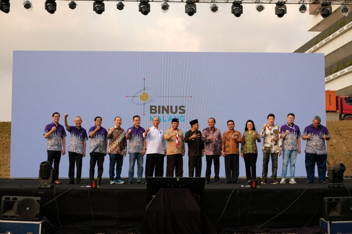 BINUS @Malang Menjawab Kebutuhan Generasi Muda Unggul Dalam Digital Technopreneurship