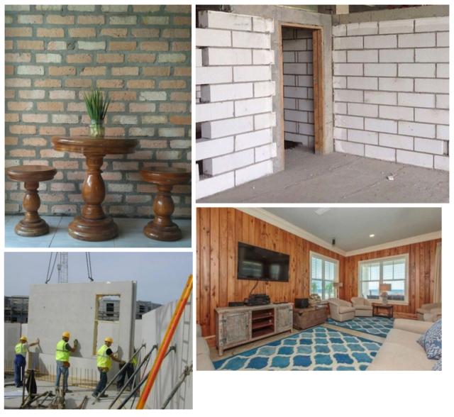 Gambar Berbagai Jenis Konstruksi Dinding