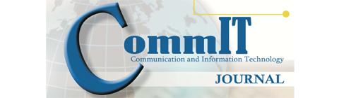 Logo Jurnal CommIT