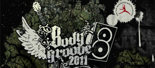Stamanara Dance Competition Bodygroove 2011: Dance and Rock the Stage!