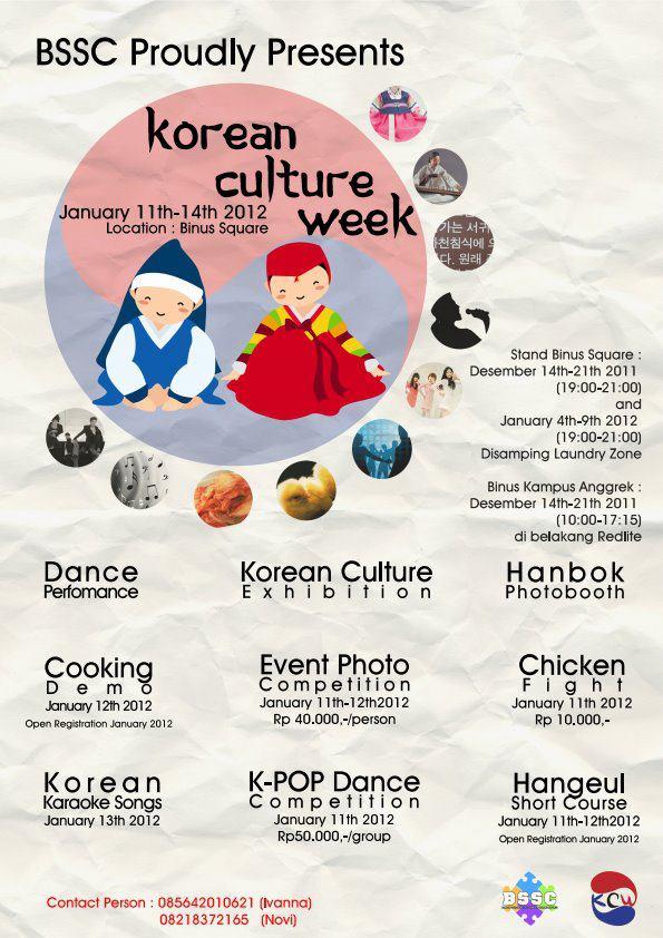Korean Culture Week