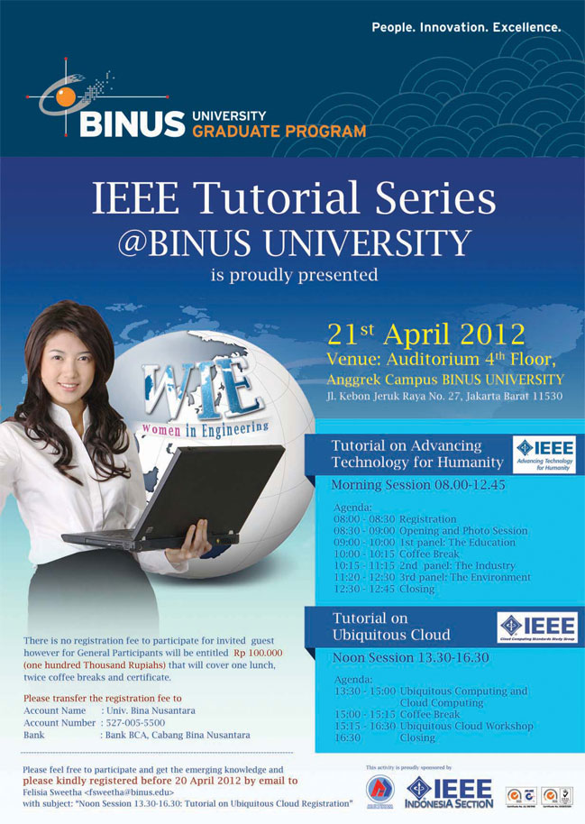 BINUS IEEE Tutorial Series