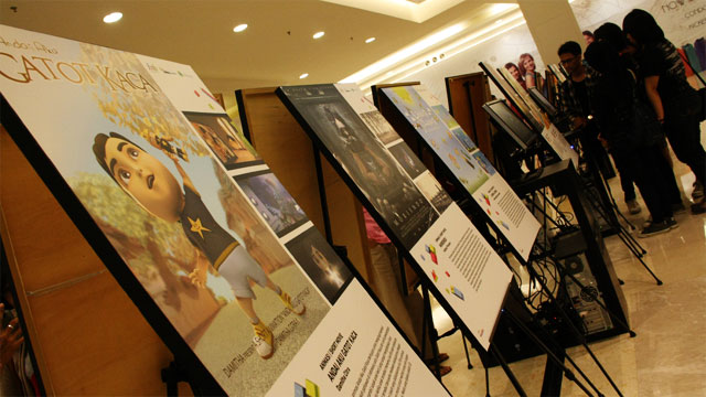 Fresh n Brite 2012 - Uniquely You: Ratusan Karya Terbaik Mahasiswa School of Design Ada di Sini