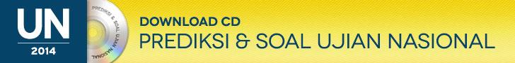 Download CD Prediksi & Soal UN 2014