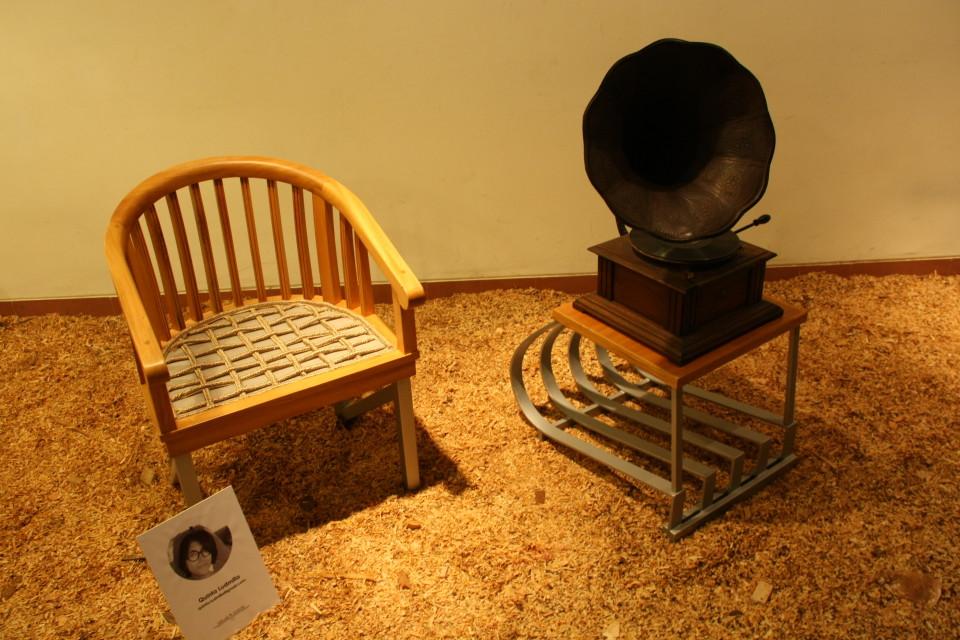 furniture hasil karya Quinta Ludmilla