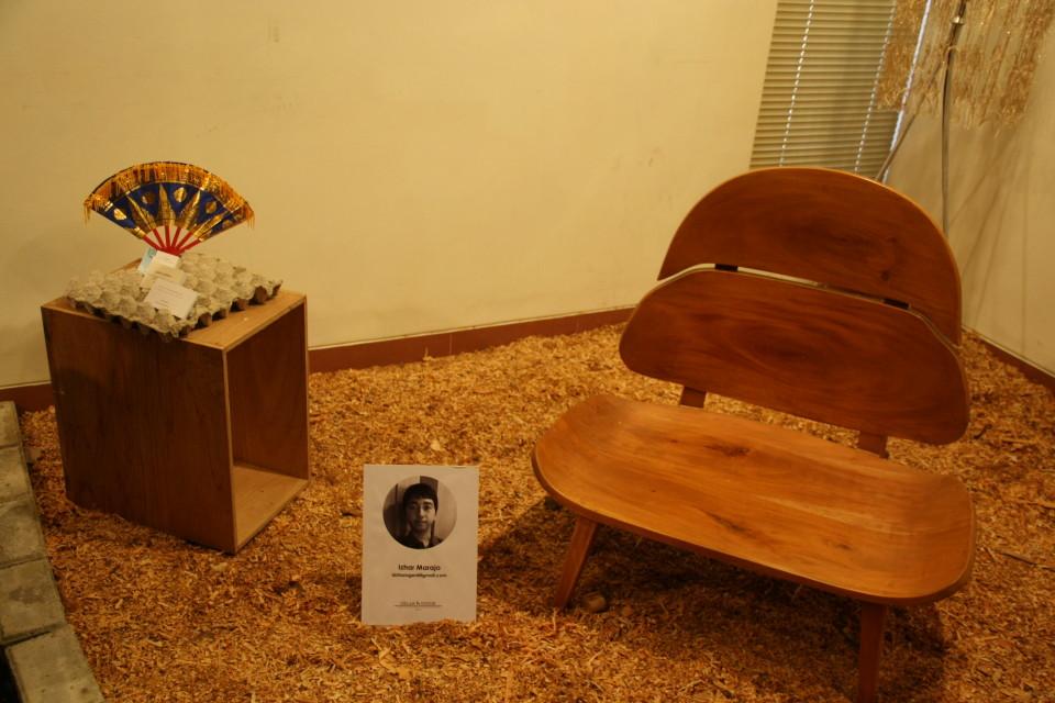 furniture hasil karya Izhar Marajo