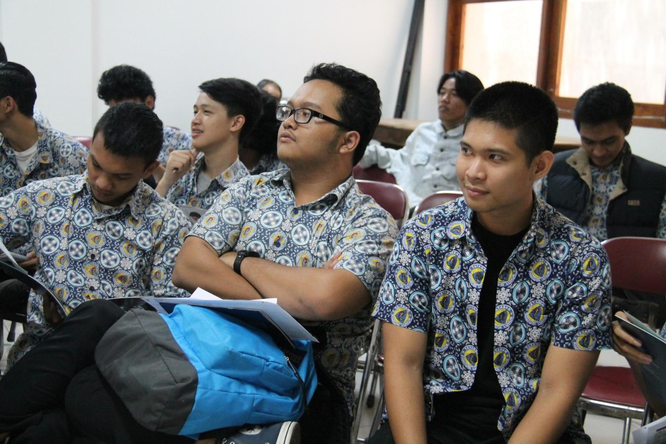 BINUS CENTER Education Program (BCEP)