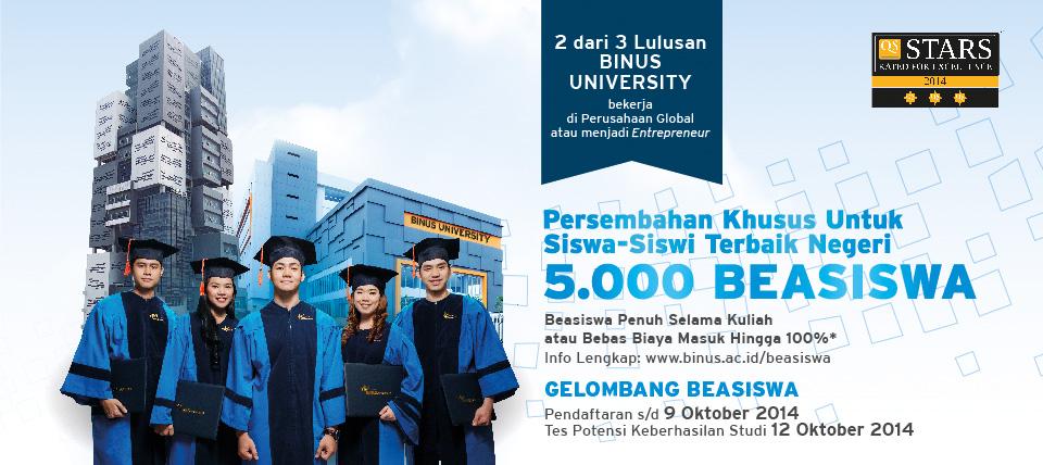 Pendaftaran Gelombang Beasiswa