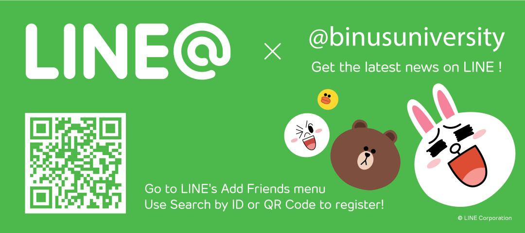 BINUS On Line
