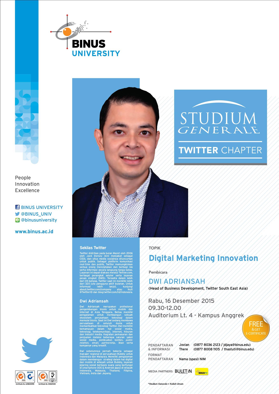 Poster Studium Generale Twitter R2-01