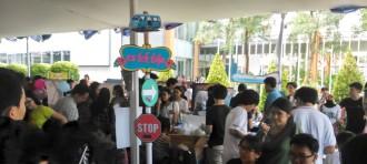 BINUS Kembangkan Ide Kreatif Mahasiswa Melalui Binus Festival 2015