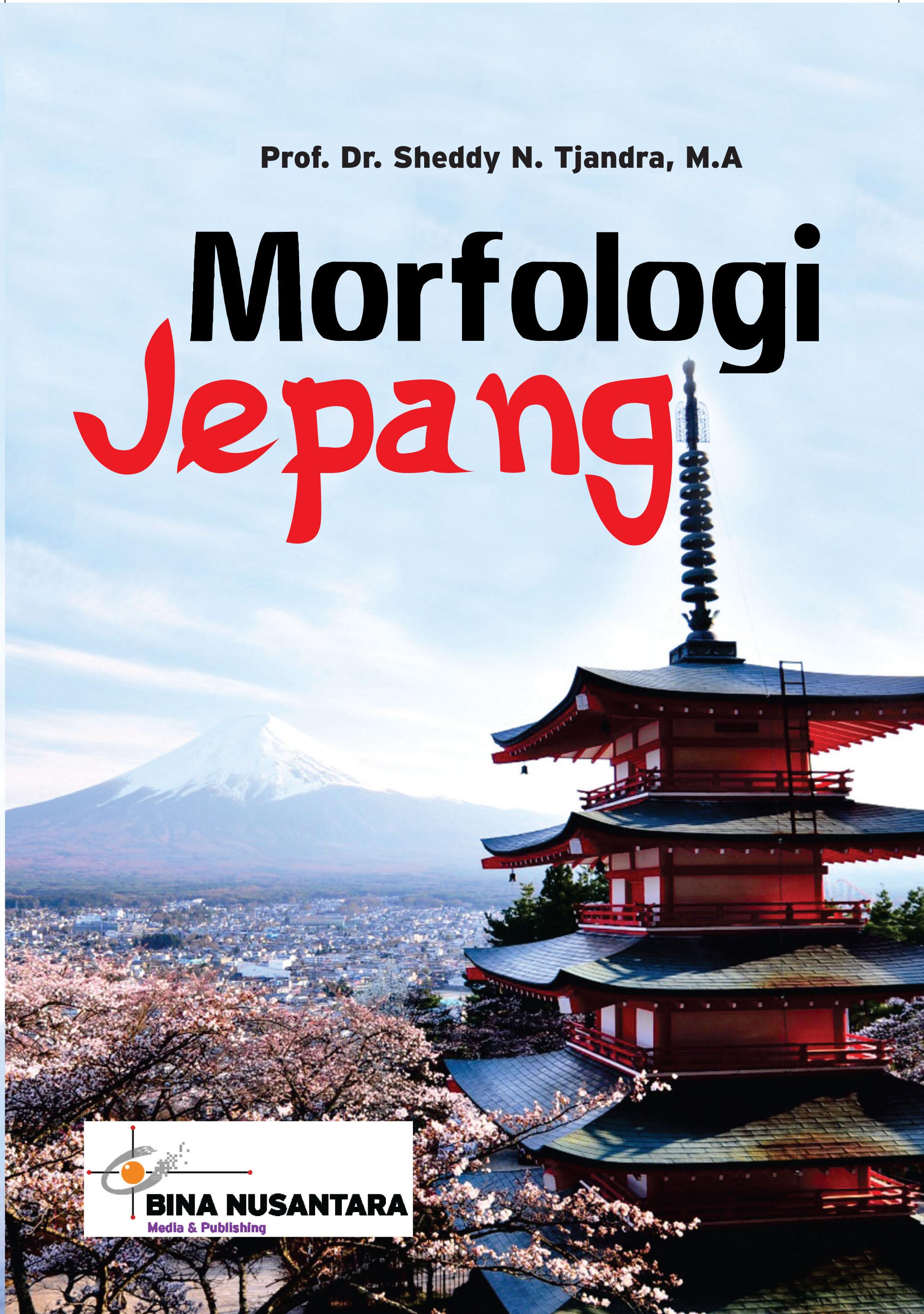Morfologi Jepang - -03