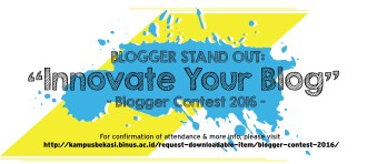 """""""Innovate Your Blog"""""""