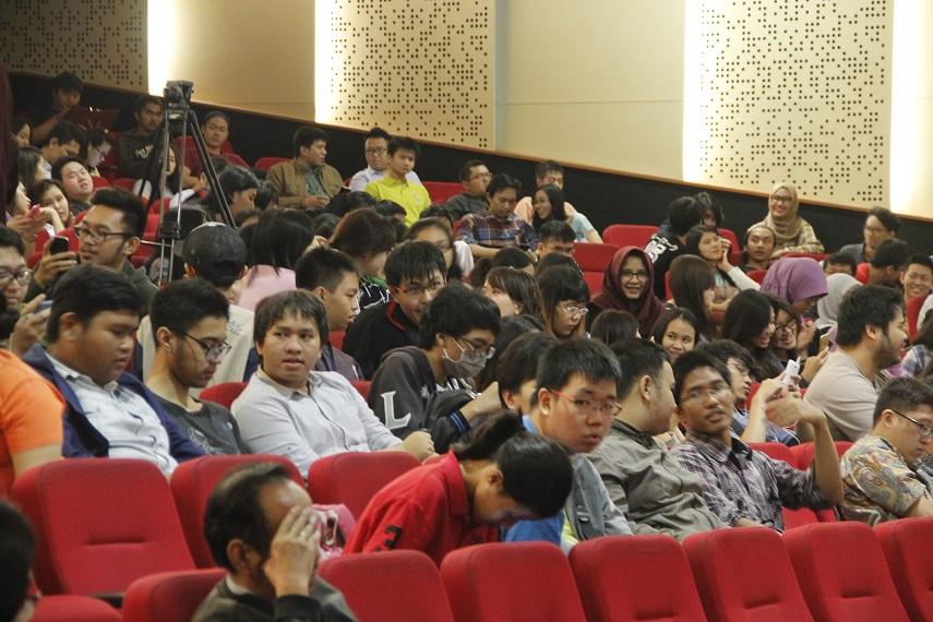 English for business presentation binus alam