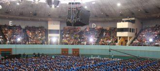 BINUS UNIVERSITY Mempersembahkan 2.461 lulusan S1 bagi Bangsa Indonesia dan Dunia