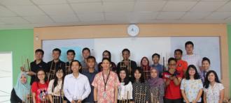 Ribuan Calon Mahasiswa Ikuti Tes Masuk BINUS UNIVERSITY Gelombang Pertama