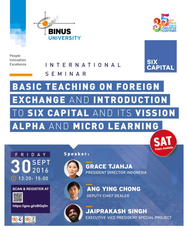 Web Banner Seminar Six Capital BOL