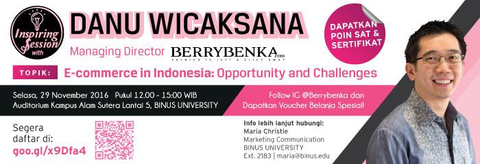Studium Generale – Berrybenka Chapter