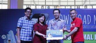 BINUS Mengumpulkan 10.000 Buku dalam Memperingati Hari Kartini