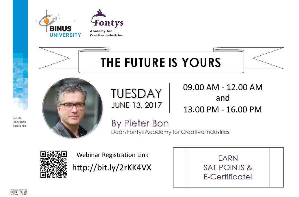Fontys Academy - Future is Yours