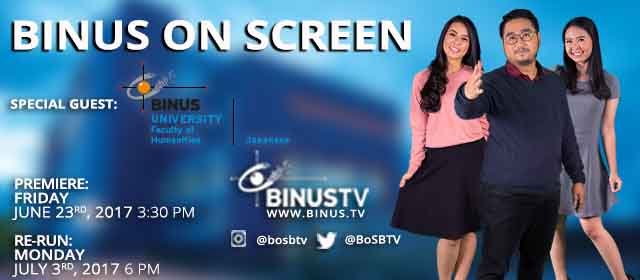 BINUS ON SCREEN
