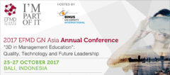 BINUS UNIVERSITY TO HOST EFMD CONFERENCE