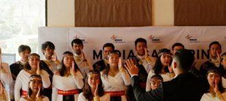 Paduan Suara Indonesia Menjadi Idola Warga Belgia