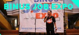 BINUSIAN MENDOMINASI Education & Training Expo 2018