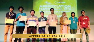 Appreciation Week 2018