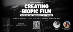 Creating Biopic Film, Highlighting A Personal Life Story