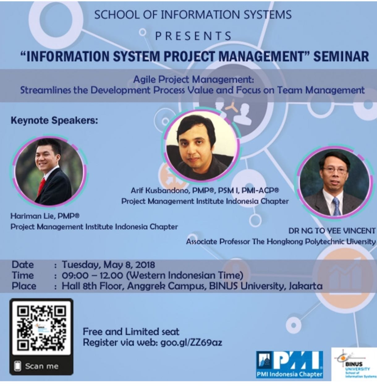 Information System Project Management seminar