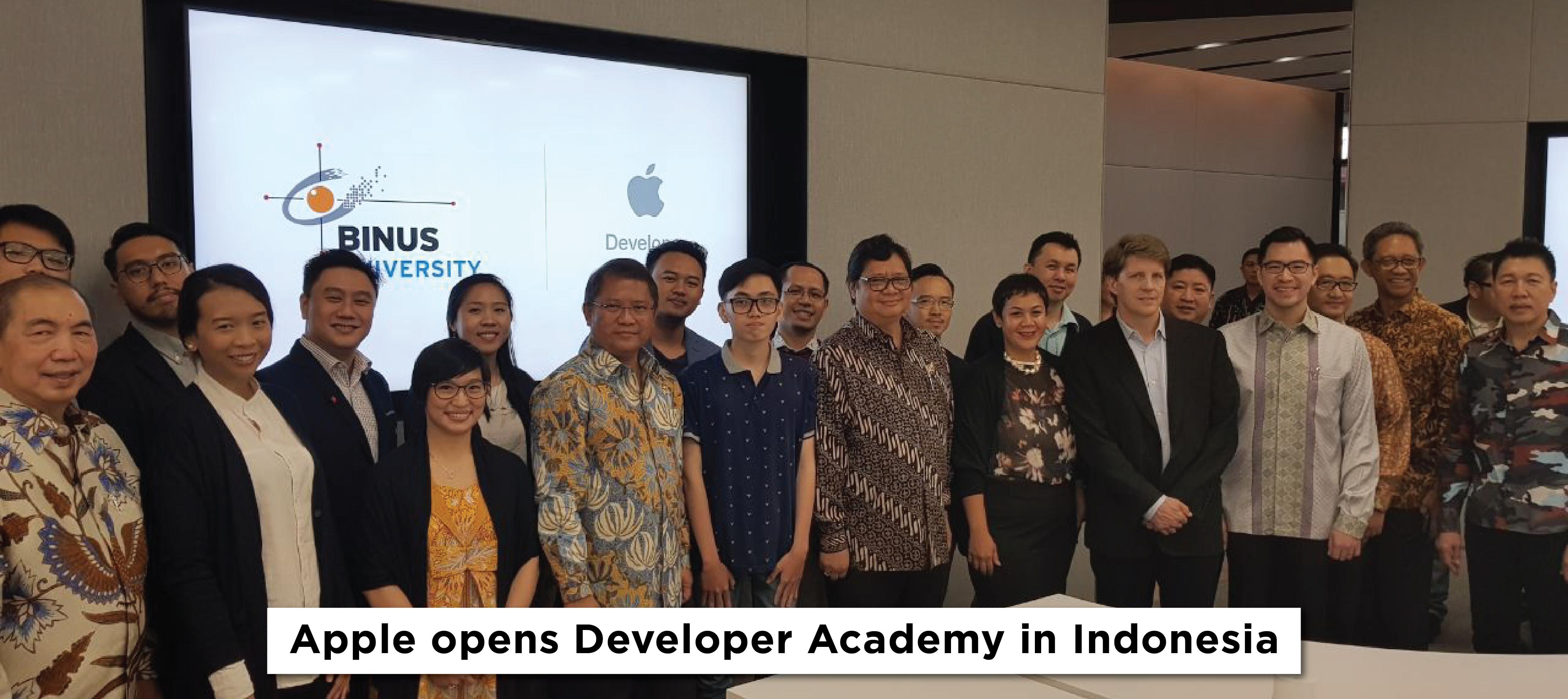 apple developer academy indonesia