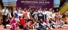BINUS UNIVERSITY INTERNATIONAL DAYS 2018