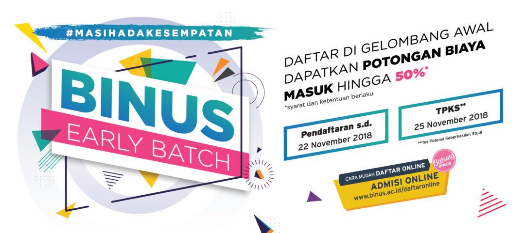 Hasil Karya BINUS UNIVERSITY Masuk Kedalam 110 Inovasi Indonesia 2018