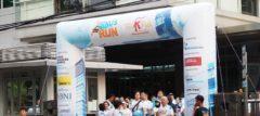 Beri Dukungan Untuk Palu, BINA NUSANTARA selenggarakan BINUS RUN FOR PALU Serentak di 3 Kota