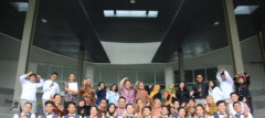 BINUS UNIVERSITY Menjadi Tuan Rumah Monthly Meeting Himpunan Manajer Pelatihan Perhotelan Indonesia