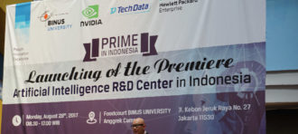 NVIDIA, BINUS UNIVERSITY AND KINETICA COLLABORATES TO DELIVER ARTIFICIAL INTELLEGENCE RESEARCH AND DEVELOPMENT CENTER IN INDONESIA