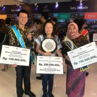 BINUS UNIVERSITY Juara Wirausahawan Muda Mandiri